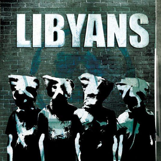 LIBYANS – s/t (NAR 032) LP