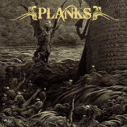 PLANKS – s/t (NAR 023) LP