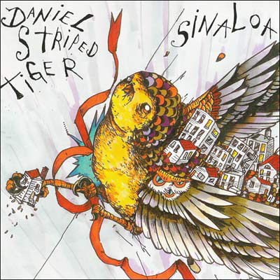 DANIEL STRIPED TIGER / SINALOA – Split (NAR 021) 7""
