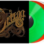 Cover with red, green and clear Vinyl