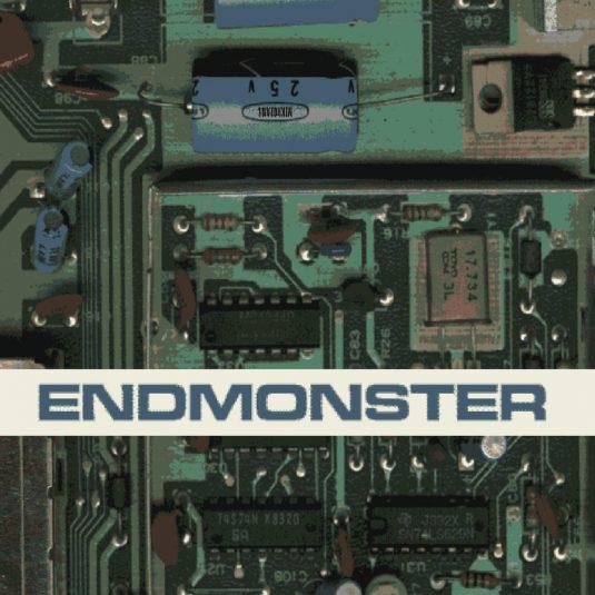 ENDMONSTER – Level1 / Level2 (NAR 001) LP