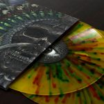 Multi-colour splatter Vinyl