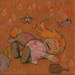 "THE NOW-DENIAL – Single Club (NAR 030) 7"""