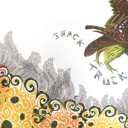 SNACKTRUCK – Harpoon (NAR 009) LP